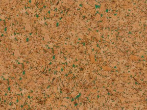 Korek ścienny HAWAI GREEN 3x300x600mm - 1,98m2