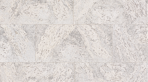 Korek ścienny Flores White RY07001 Wicanders Dekwall Roots Collection 3x300x600mm